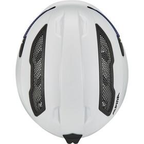 Alpina Snow Tour - Casco de bicicleta - azul/blanco